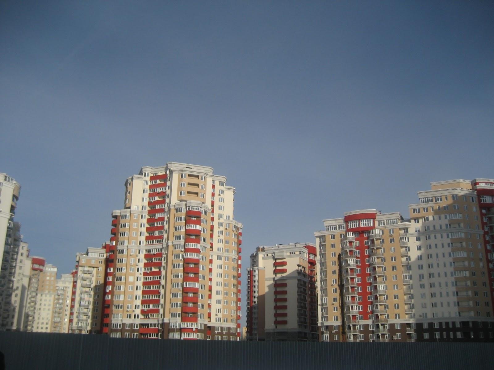 Новостройки Лико-Град 2