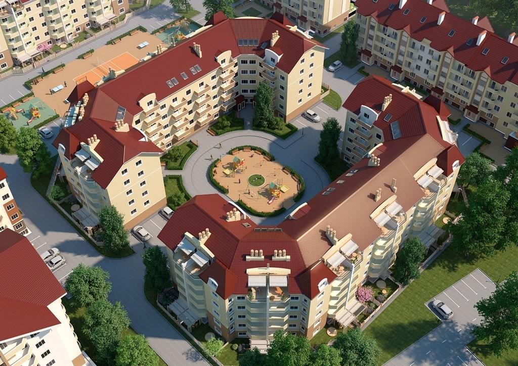О жилом комплексе «Петровский