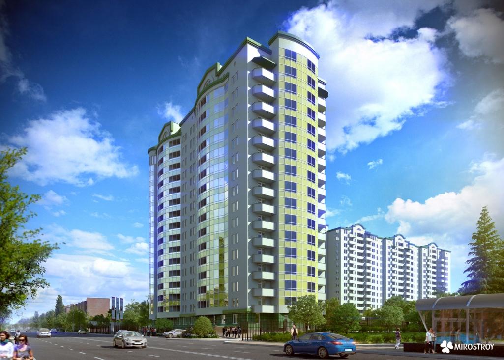Жилой комплекс «Васильковский» 2