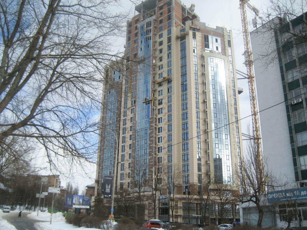 киев бульвар фонтанов фото