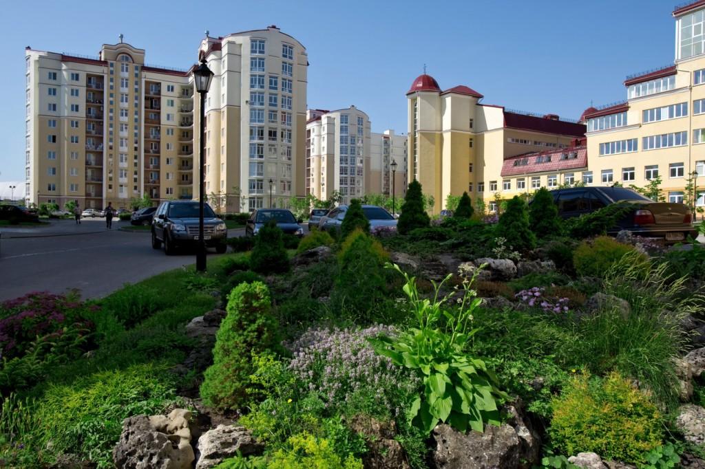 ЖК «Чайка» — городок под Киевом