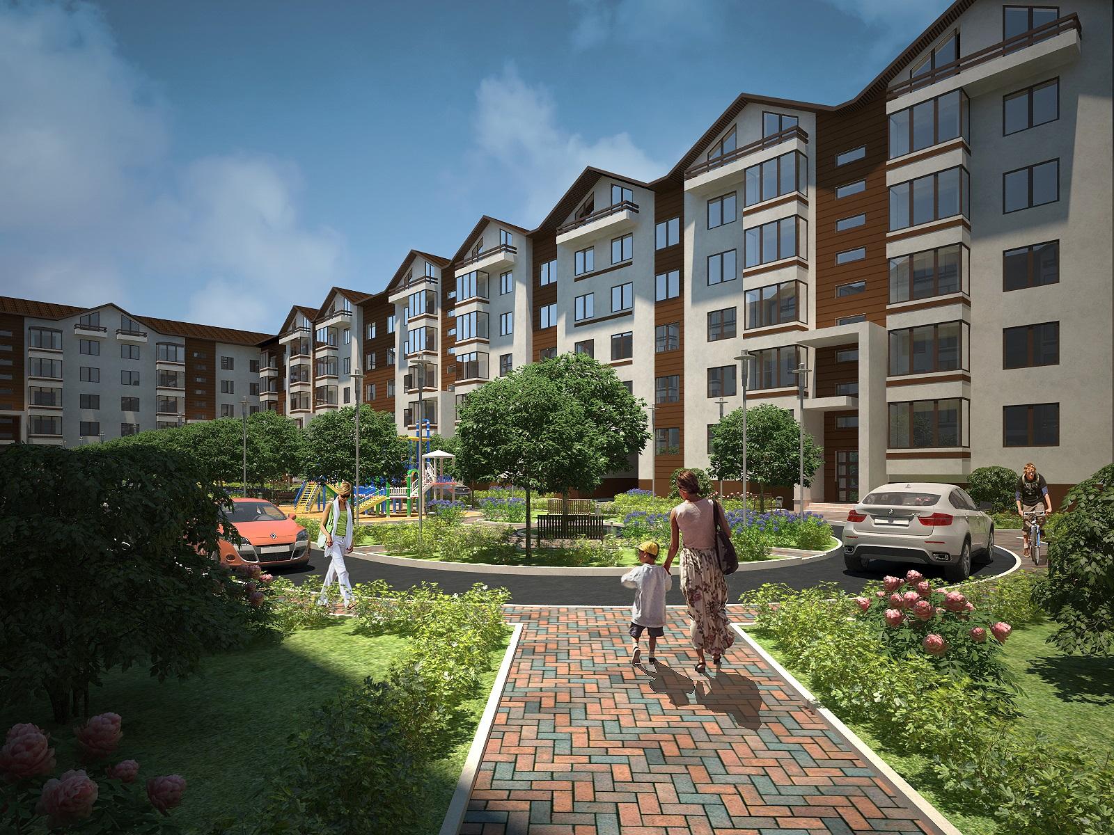 Чем выделяется современный рынок первичной недвижимости Киева