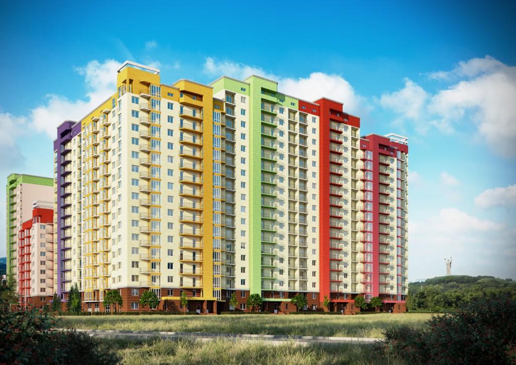 ЖК «Садовый» потеснят многоэтажки