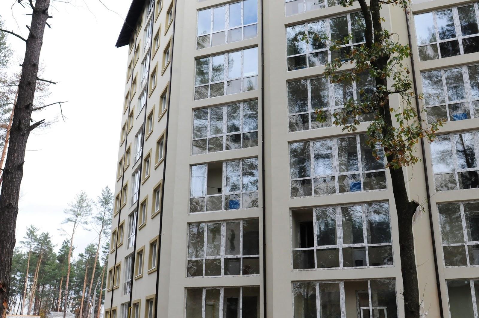 ЖК Полтавский двор на фото 1