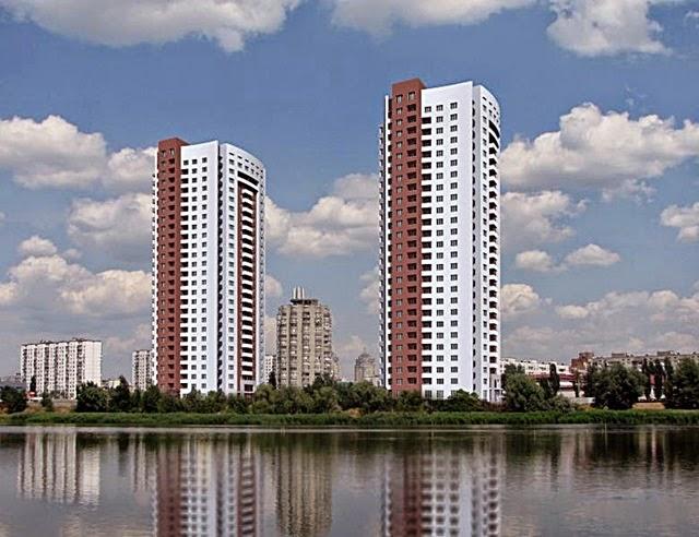 ЖК по Оболонскому проспекту, 1 от Приминвеста (проекты новостроек)