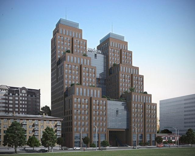 ЖК Royal Tower сосед проект