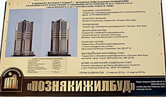 ЖК Royal Tower старый паспорт