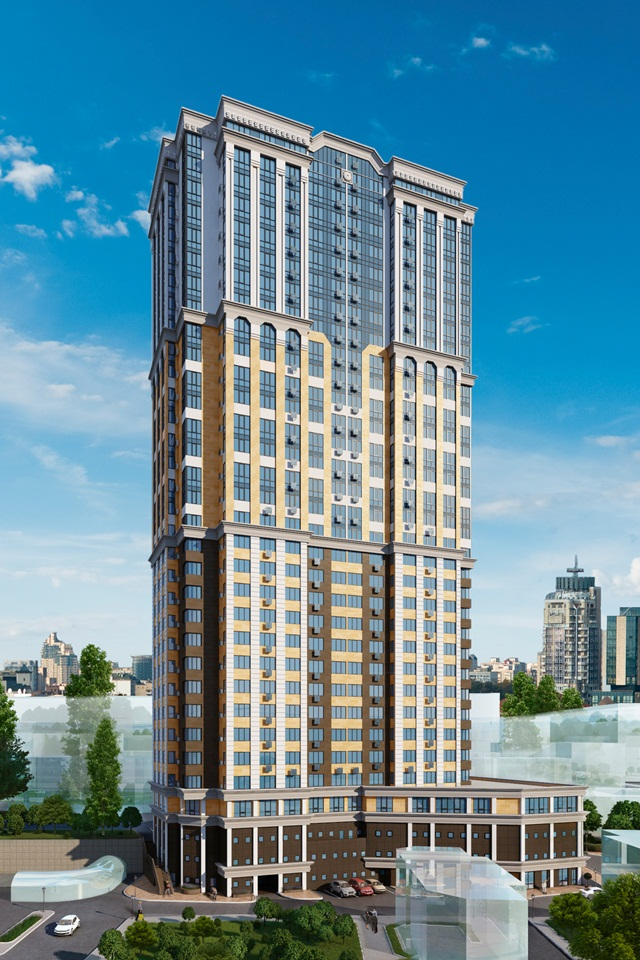 ЖК Royal Tower от Познякижилбуд
