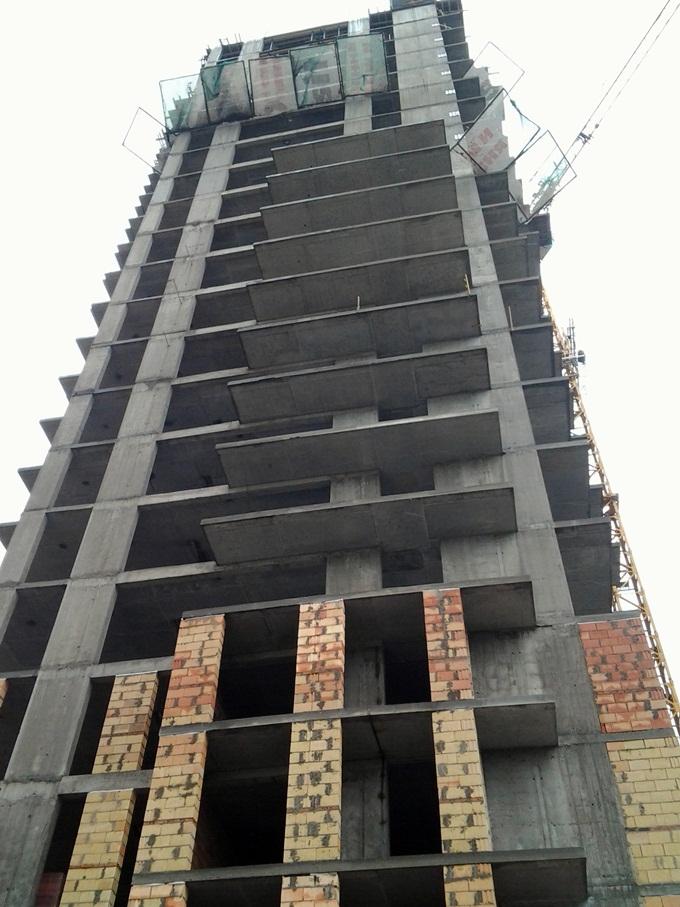 ЖК «Элизиум» ход строительства