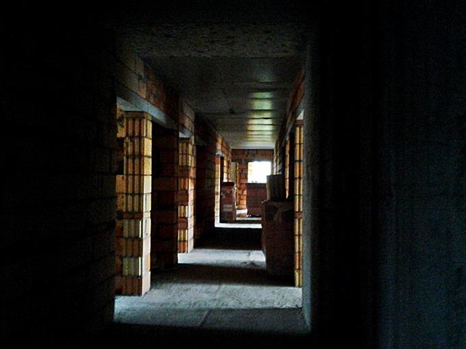 ЖК «Элизиум» коридор