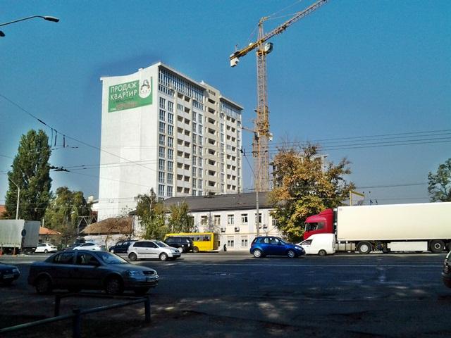 ЖК «Наш Будинок» Глория Парк