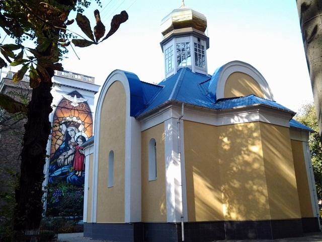 ЖК «Наш Будинок» церковь