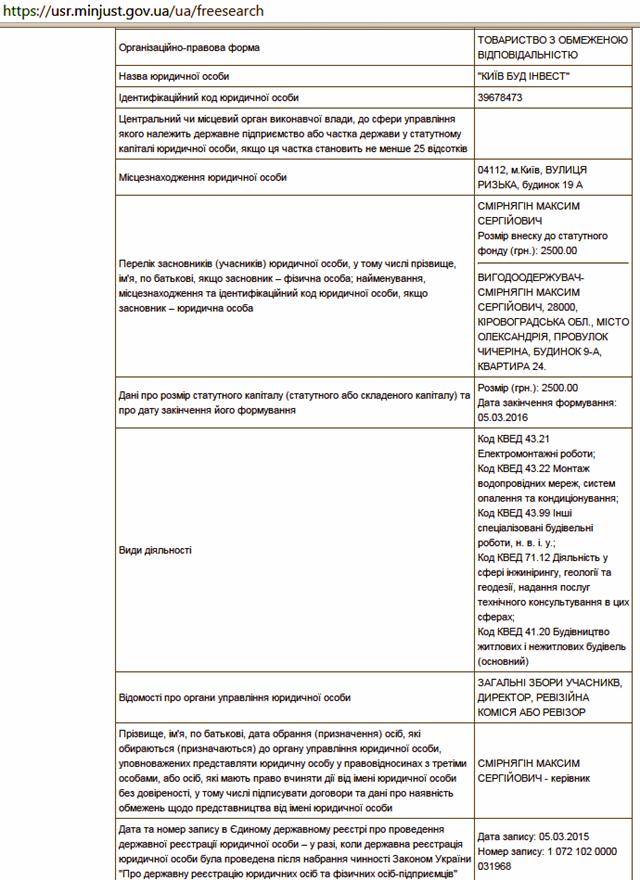 ЖК «Прибалтийский» Киев-Буд инвест