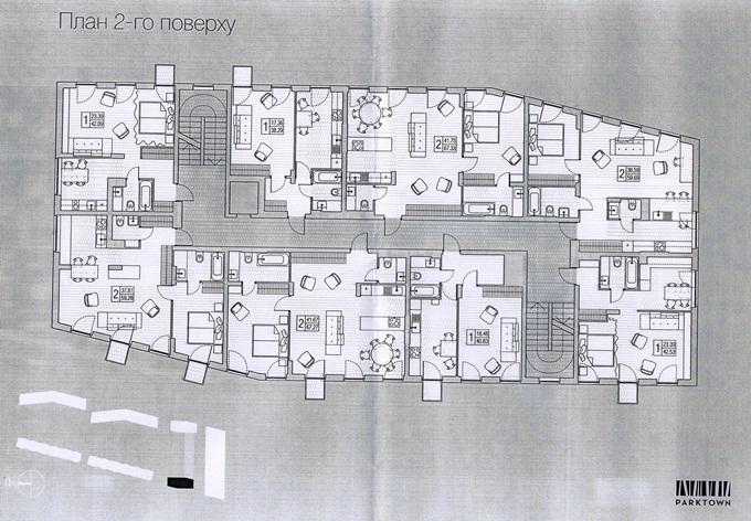 ЖК PARKTOWN 9 этажка 2 6