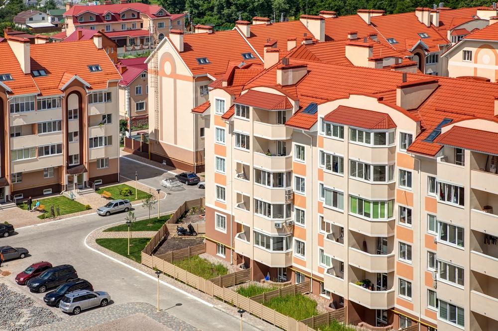 ЖК Петровский квартал