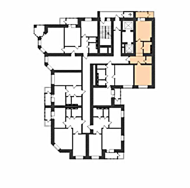 ЖК «Академ Парк» поэтажный план