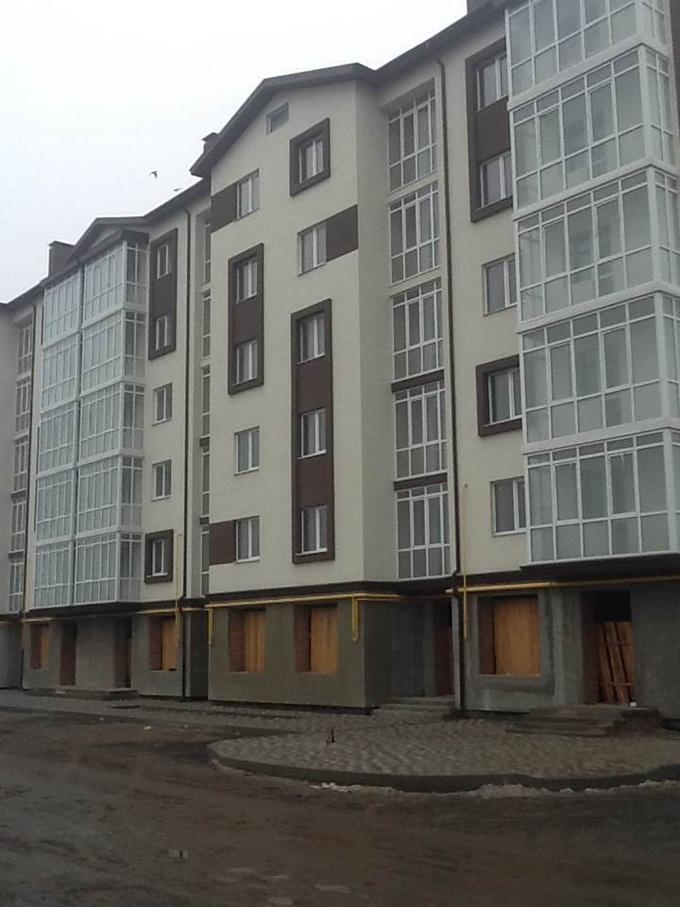 ЖК «Спутник-Гатное» в Гатном 1 дом