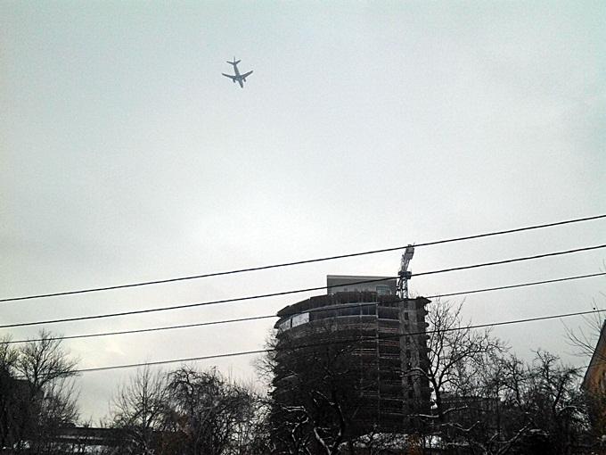 ЖК Busov Hill Самолет