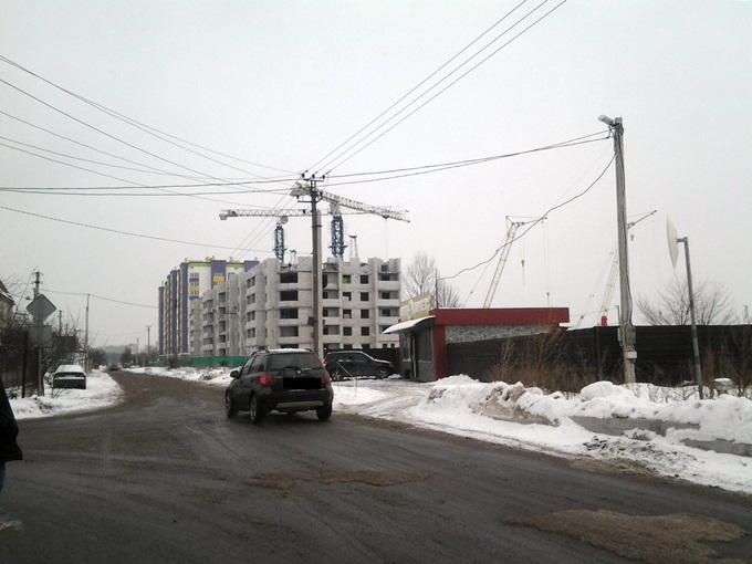 ЖК «Щасливий» в Софиевской Борщаговке 2 1