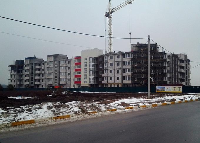 ЖК «Новая Буча» 1 дом