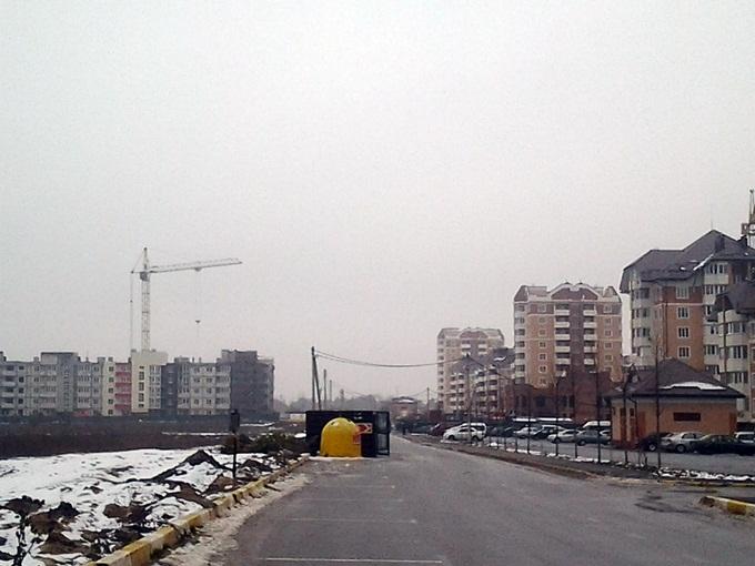 ЖК «Новая Буча» соседи