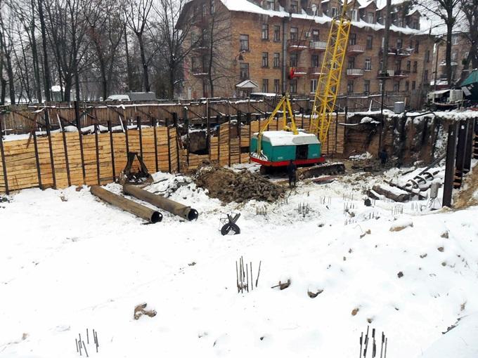 ЖК «Освиты» от КГС ход строительства 2
