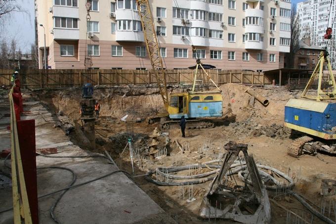 ЖК «Освиты» от КГС 3 начало строительства
