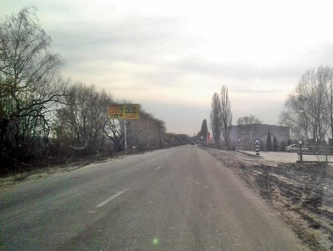 ЖК «Десна Резиденс» дорога 1