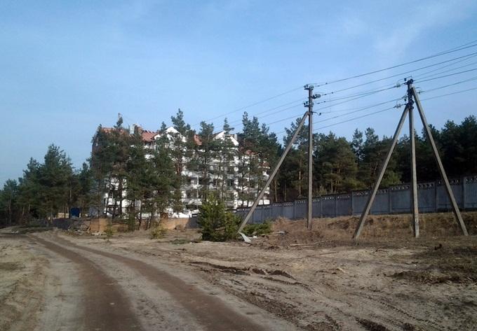 ЖК «Десна Резиденс» дорога 3
