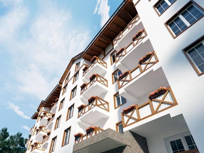 ЖК «Десна Резиденс» фасад