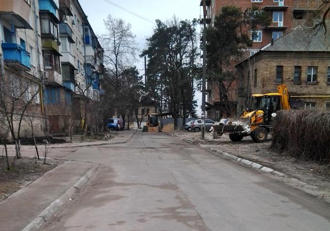 ЖК «Оберег» от Укрбуда дорога