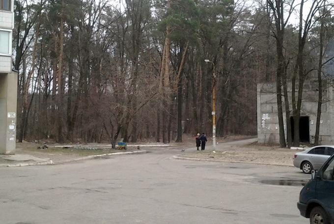 ЖК «Оберег» от Укрбуда лес