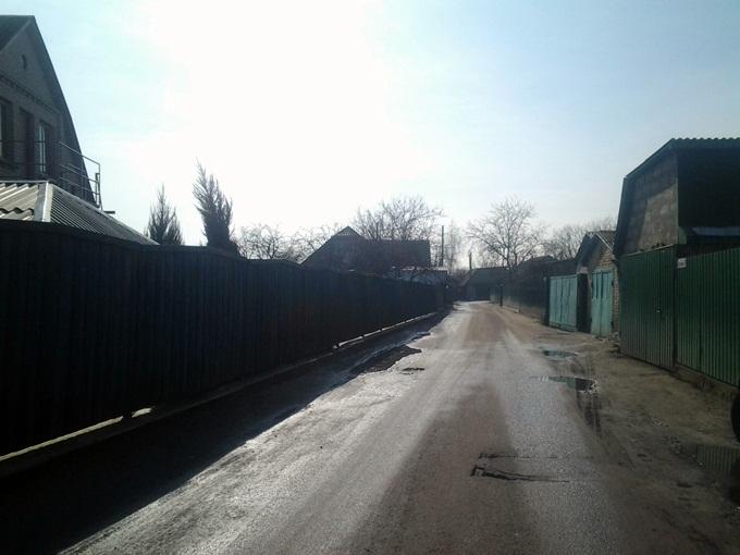 ЖК «Смарагдове мисто» дорога 2