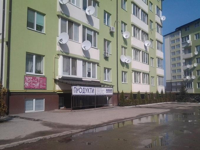 ЖК «Смарагдове мисто» магазин