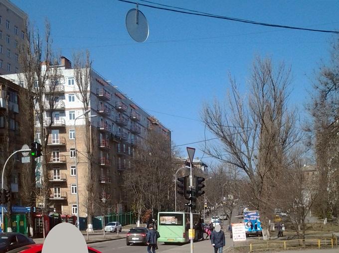 ЖК на Гарматной, 20 от Спецжитлофонда остановка