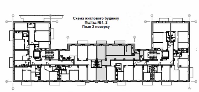 ЖК на Гарматной, 20 от Спецжитлофонда поэтажный план