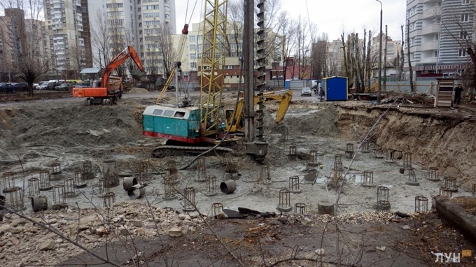 ЖК на Панельной от КГС ход строительства