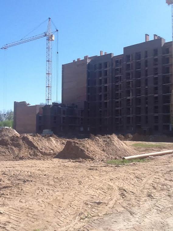 ЖК «Форест Ленд» в Буче ход строительства
