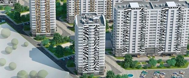 ЖК «Саванна Сити» визуализация
