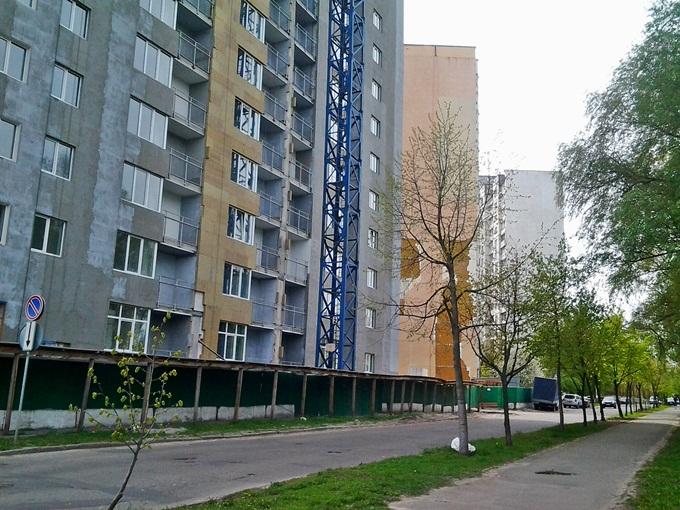 ЖК на Теремковской, 3 от Спецжитлофонда улица Теремковская