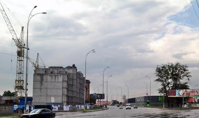 Арт-квартал «Спивоче» от СГ «Фундамент» фасад дома