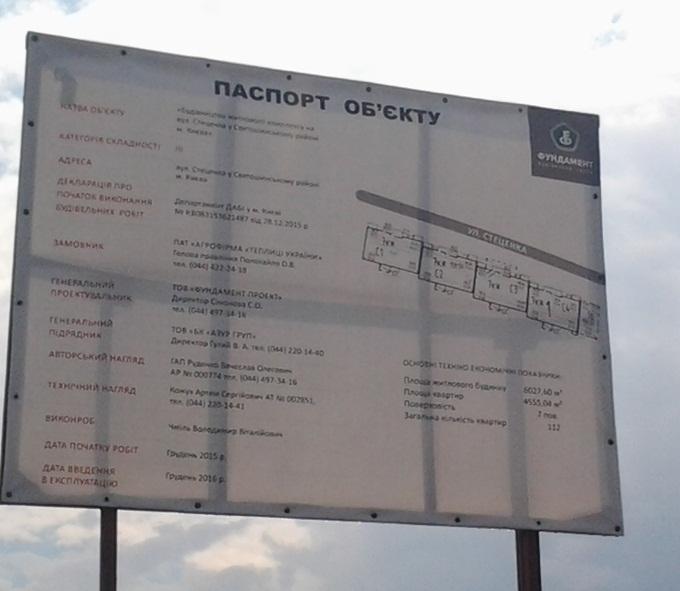 Арт-квартал «Спивоче» от СГ «Фундамент» пасспорт