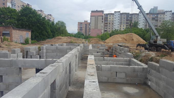 ЖК «Вышгород Сити Парк» ход строительства