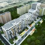 ЖК «Вышгород Сити Парк» визуализация
