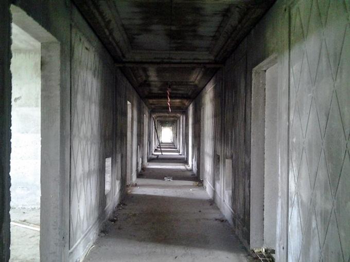 ЖК iHome в Крюковщине коридор