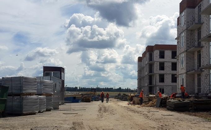 ЖК «Европейка» в Софиевской Борщаговке ход строительства