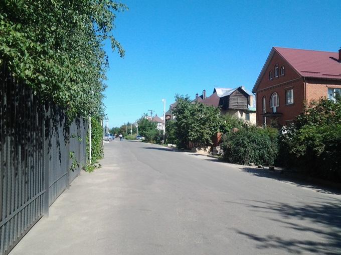 ЖК «Пражский Квартал-2» в Петропавловской Борщаговке дорога к комплексу