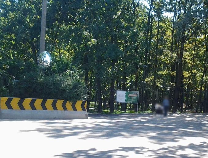 ЖК «Пражский Квартал-2» в Петропавловской Борщаговке парк рядом