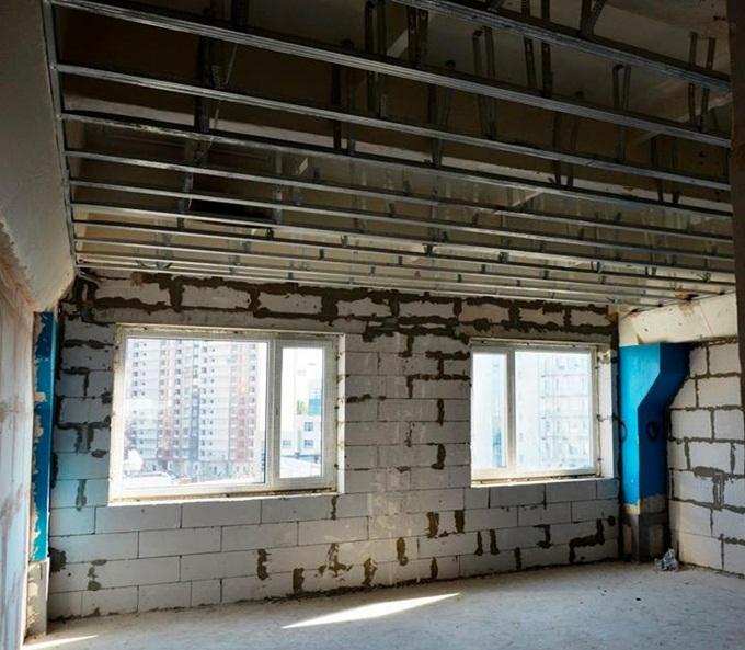 ЖК Смарт Хаус на Отрадном ход реконструкции
