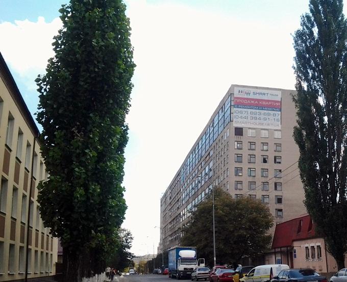 ЖК Смарт Хаус на Отрадном так сейчас выглядит дом